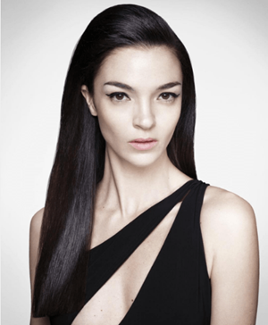 Redken muse, model and fashion icon, Mariacarla Boscono