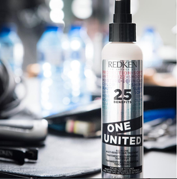 Product shot of One United Multi-Benefit Treatment.
