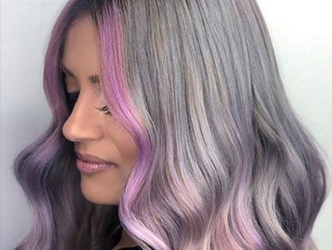 Silver Hair Discover Natural And Colored Silver Haircolor Redken