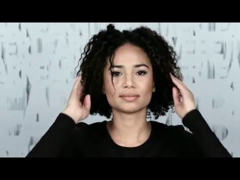 Curly Hair Tutorials How To Style Naturally Curly Hair Create Curl Redken