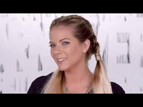 Double Dutch Braids Hair Style For Women Redken